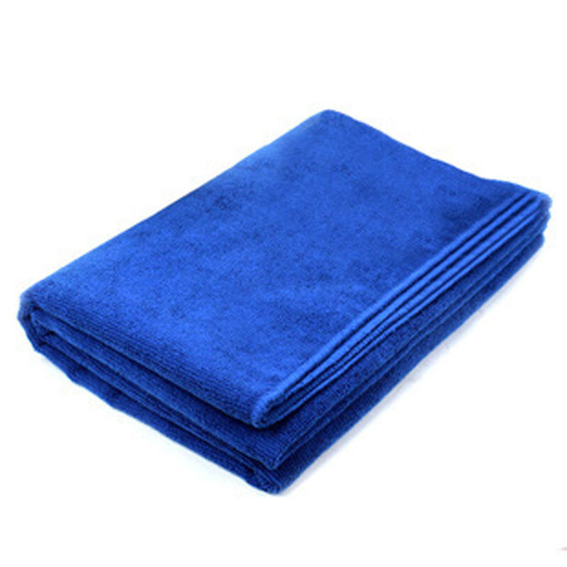 microfiber auto car cleaning towel cloth polishing waxing scrubbing c05 other car interior. Black Bedroom Furniture Sets. Home Design Ideas