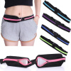 New Waterproof Zip Bag Running Belt Bum Waist Pouch Fanny Pack Camping Sport Hiking  sport girdle 2017 waist bags running fanny pack women waist pack pouch belt bag men purse mobile phone pocket case camping hiking sports bag page 7