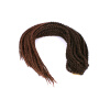 18/24 inch Ombre Crochet Box Braids Synthetic Braiding Hair Extensions African Hairstyles Crochet Braids