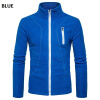 New Arrival Men's Fashion Cultivation Hoodie Warm Breathable Cardigan Casual Sports Zipper Sweatshirts zipper sports hoodie
