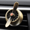 Car Air Conditioner Outlet Vent Clip Mini Fan Aircraft Head Air Freshener Perfume Fragrance Scent inner Aromatherapy 16 4d356 car air outlet solid incense fragrant grains orchid scent 2 pcs