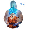 Anime Dragon Ball Z Pocket Hooded Sweatshirts Cute Kid Goku 3D Hoodies Pullovers Men Women Long Sleeve Outerwear Hip Hop Hoodie aftermarket free shipping motorcycle parts eliminator tidy tail for 2006 2007 2008 fz6 fazer 2007 2008b lack