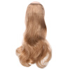 24 inch Wavy Clip in Hair Extensions Synthetic Heat Resistant Fiber Pure Color 4 Clips 190g/pc 17 Colors Available minnie mouse ears baby girl hair clip children clips accessories kids cute hairclip for girls hairpins hair clips pins menina