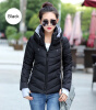 2017 Winter Jacket Women Parka Thick Winter Outerwear Plus Size Down Coat Short Slim Design Cotton-padded Jackets and Coats plus size winter women cotton coat new fashion hooded fur collar flocking thicker jackets loose fat mm warm outerwear okxgnz 800