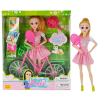 Abbie Lens Eyes with 3D Curl Eyelashes Doll Toys Clothes Gown Outfits and Shoes for Girl's Birthday Party Christmas Gift брюки горнолыжные rip curl rip curl ri027emzlc69