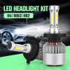 цена на 1 Pair H4 Led H7 H11 H1 H3 9005/HB3 9006/HB4 Led Car light H8 H9 Auto Bulb Headlight 6000K