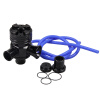 Ryanstar Racing Turbo BOV Boost Car Blow Off Valve for Volkswagen GTI Jetta Aud* 1.8T 2.7T free shipping 2pc lot led lights hi q 921 50w back up lamp up to 2014 for volkswagen jetta iv