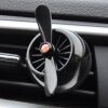 Car Air Conditioner Outlet Vent Clip Mini Fan Aircraft Head Air Freshener Perfume Fragrance Scent inner Aromatherapy glade car air outlet freshener liquid perfume fragrance grey black lemon scent 6 8ml
