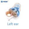 Digital Hearing Aid Sound Amplifier Noise Reduction 2 Program Digital Invisible In Ear Mini Hearing Loss S-10A pocket hearing aid deaf aid sound audiphone voice amplifier digital sound amplifier ear amplifier hearing aids for elderly s 7b