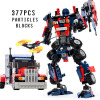 2018 New Transformers building blocks Bumblebee Optimus Prime Puzzle assembled toys Gifts for children three s company ru bun lock children puzzle toy building blocks
