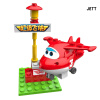 Super Wings Deformation Mini Airplane 4 Style Available Abs Robot Toy Mini Toy Gifts for children Free Shipping