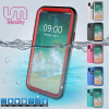 Mzxtby High quality Waterproof Case for iPhone X Shockproof phone Back Cover Transparent 360 Full Protection Outdoor Swimming waterproof transparent eva raincoat for kids capa de chuva regenja rain coat for children poncho outdoor furniture cover 5012
