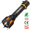 LED Flashlight CREE T6 Super Bright High Power Multifunction LED Torch Hunting Camping Rechargeable 10W 1000 Lumens waterproof hunting tactical led flashlight 10000 lumen 8xcree xml t6 led lantern torch lamp 4x18650 battery 2xcharger