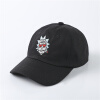 Новая американская анимация Rick Caps Dad Hat Rick и Morty Hats Adjustable Casquette Высокое качество Хлопковая бейсбольная кепка lanxxy 2016 new women winter hats real mink fur pom poms hat girls cotton knitted skullies beanies caps fur pompom hats bonnet
