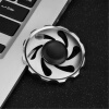 2018 New Cool hand spinner Fingertip gyro Decompression toys fidget spinner metal Kids toys Gifts for children Free shipping novelty fidget spinner decompression toy