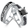 New Hot selling 2 In 1 Fashion Lady's 10KT white Gold Plated weeding&party  Ring Size:4,5,6,7,8,9,10 #R0168 римский стул регулируемый body solid pch24x