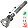 Zoom LED Flashlight Car Charger 18650 Rechargeable CREE T6 High Power LED Torch 1000 Lumens 10W Long Range Waterproof