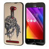 все цены на MOONCASE чехол для Asus Zenfone 2 ZE500CL ( 5.0 inch ) Pattern series Flexible Soft Gel TPU Silicone Skin Slim Durable Cover