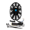 Ryanstar Universal Car Slim Fan Electric Engine Radiator Cooling Fan new original ebm papst r2e250 ra50 01 ac 230w 210 285w inverter cooling fan