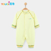 YOUQI Quality Baby Boy Clothes Girl Rompers Unisex Newborn Toddler Infant Costumes 3 6 18M Pajamas Clothing Autumn Baby Clothes newborn baby boy girl infant warm cotton outfit jumpsuit romper bodysuit clothes