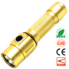 Mini LED Flashlight Camping Portable Light 18650 Rechargeable Handy Torch Cycling Bicycle Fishing Emergency Torchlight led flashlight self defense waterproof 18650 rechargeable torchlight long range outdoors cycling hiking bicycle fishing