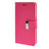 все цены на  MOONCASE чехол для Samsung Galaxy Core 2 II Duos G355H Flip Leather Wallet Card Slot Bracket Back Cover Hot pink  онлайн