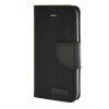 MOONCASE iPhone 5 / 5S , Leather Flip Wallet Card Holder Pouch Stand Back ЧЕХОЛ ДЛЯ Apple iPhone 5/ 5S Black mercury goospery milano diary wallet leather mobile case for iphone 7 plus 5 5 grey