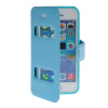 MOONCASE View Window Leather Side Flip Pouch Stand Shell Back ЧЕХОЛ ДЛЯ Apple iPhone 5C Blue mooncase view window leather side flip pouch stand shell back чехол для apple iphone 4 4s blue