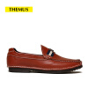 THEMUS Flats Men's Shoes Oxford Retro Series 51-3A-X19 global global adv workbook
