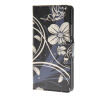 MOONCASE Flower style Leather Side Flip Wallet Card Slot Stand Pouch ЧЕХОЛДЛЯ Huawei Ascend P8 mooncase flower style leather side flip wallet card slot stand pouch чехол для huawei ascend y635 a01