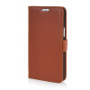 MOONCASE High quality Leather Wallet Flip Card Slot Pouch Stand Shell Back ЧЕХОЛ ДЛЯ LG L80 Brown mooncase high quality leather wallet flip card slot pouch stand shell back чехол для lg l80 brown