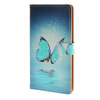 MOONCASE чехол для Samsung Galaxy E5 E500 Pattern series Leather Flip Wallet Card Slot Stand Back Cover
