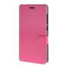 MOONCASE Xiaomi Rice MI 4i M4i , Leather Wallet Flip Card Holder Pouch Stand Back ЧЕХОЛ ДЛЯ Xiaomi Rice MI 4i M4i Hot pink xiaomi mi genuine leather wallet
