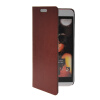 MOONCASE Slim Leather Side Flip Wallet Card Slot Pouch with Kickstand Shell Back чехол для HTC Desire Eye Brown htc desire 650