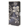 MOONCASE Flower style Leather Wallet Flip Card Slot Stand Pouch чехол для Microsoft Lumia 540 A11