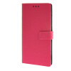 MOONCASE чехол для Sony Xperia M4 Litch Skin Flip Wallet Card Slot Stand Pouch Leather Cover Hot pink 2320mmx2320mm hot tub spa cover leather skin can do any other size