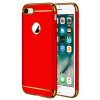 For iPhone 7 Case Cover 3 in 1 Hard PC Back Cover Full Protection Phone Cases For iphone 7 plus