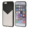 MOONCASE New Style Flexible Soft Gel TPU Silicone Skin Slim Durable чехол для Cover Apple iPhone 6 Plus ( 5.5 inch ) белый chinese new year series soft tpu cover for iphone 7 plus blessing