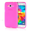MOONCASE Transparent Soft Flexible Silicone Gel TPU Skin Shell Back ЧЕХОЛ ДЛЯ Samsung Galaxy Grand Prime G530 Hot Pink mooncase transparent soft flexible silicone gel tpu skin shell back чехол для samsung galaxy a3 hot pink