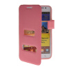 MOONCASE View Window Leather Side Flip Pouch Hard board Shell Back чехол для Samsung Galaxy Note I9220 Pink mooncase view window leather side flip pouch hard board shell back чехол для samsung galaxy note 2 n7100 hot pink