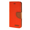 MOONCASE iPhone 6 4.7 , Leather Flip Wallet Card Holder Pouch Stand Back ЧЕХОЛ ДЛЯ Apple iPhone 6 ( 4.7 inch ) Orange roar korea noble leather stand view window case for iphone 7 4 7 inch orange