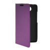 MOONCASE Slim Leather Side Flip Wallet Card Slot Pouch Stand Shell Back ЧЕХОЛ ДЛЯ Motorola Moto Droid Turbo XT1254 Purple mooncase slim leather side flip wallet card slot pouch stand shell back чехол для motorola moto droid turbo xt1254 black