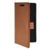 MOONCASE Slim Leather Flip Wallet Card Pouch with Kickstand Shell Back ЧЕХОЛДЛЯ HTC Desire 700 Brown htc desire 650