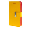 все цены на  MOONCASE чехол для Samsung Galaxy Core 2 II Duos G355H Flip Leather Wallet Card Slot Bracket Back Cover Yellow  онлайн