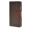 MOONCASE чехол для iPhone 6 Plus (5.5) PU Leather Flip Wallet Card Slot Stand Back Cover Coffee mooncase чехол для iphone 6 plus 5 5 pu leather flip wallet card slot stand back cover blue