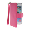 MOONCASE Fashion Style Leather Side Flip Pouch Stand Shell Back ЧЕХОЛДЛЯ Apple iPhone 6 ( 4.7 inch ) Hot pink стоимость