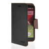 MOONCASE Classic cross pattern Leather Side Flip Wallet Card Pouch Stand Soft Shell Back чехол для LG G2 Mini Black Brown mooncase classic cross pattern leather side flip wallet card pouch stand soft shell back чехол для sony xperia m2 azure