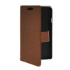 MOONCASE Slim Leather Side Flip Wallet Card Slot Pouch Stand Shell Back ЧЕХОЛ ДЛЯ LG F70 Brown mooncase slim leather side flip wallet card slot pouch stand shell back чехол для motorola moto droid turbo xt1254 azure