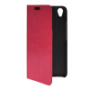 MOONCASE Slim Leather Side Flip Wallet Card Slot Pouch with Kickstand Shell Back чехол для Huawei Honor 4 Play Hot pink mooncase чехол для huawei ascend p8 wallet card slot with kickstand flip leather back white
