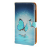 MOONCASE ЧЕХОЛ ДЛЯ Microsoft Lumia 435 Blue Leather Flip Wallet Card Holder with Kickstand Back A06 mooncase чехол для microsoft lumia 435 blue leather flip wallet card holder with kickstand back a06